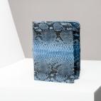 Claris Virot: Pochette Roland Denim | Bags,Bags > Clutches -  Hiphunters Shop