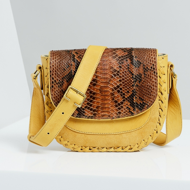 Claris Virot: Bag Andrea Moka - Hiphunters Shop