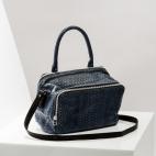 Claris Virot: Bag Lalya Navy | Bags,Bags > Shoulder Bags -  Hiphunters Shop