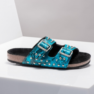 New Odette Turquoise