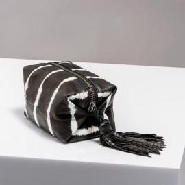 Trousse Paulette Tie & Dye Noire