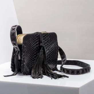 Sac Bandoulière Chiara Noir