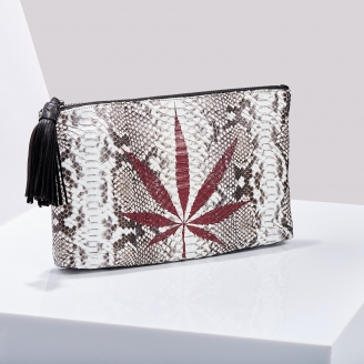 Pochette Andy Diamond Feuille