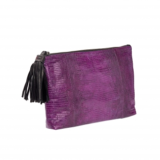 Purple Lizard Andy Pouch
