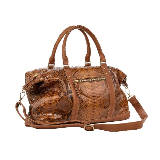Python Moka Travel Bag Roger S