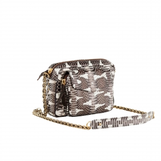 Bag Big Charly Watersnake With Chain