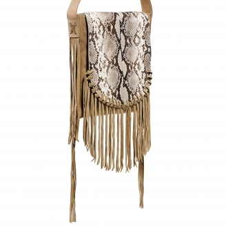 India Diamond Fringes Bag