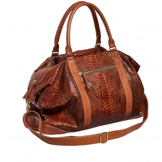 Python Moka Travel Bag Roger M