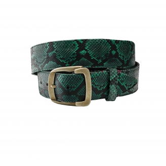 Dark Green Belt Bonnie