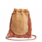 Python Fringes Bag Cheyenne Pearls