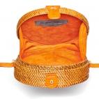 Orange Basket Leo