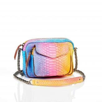 Rainbow Python Charly Bag