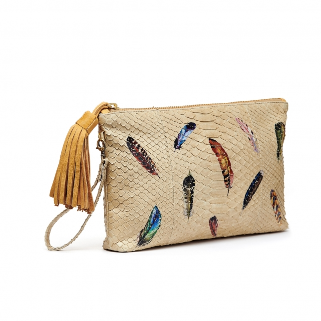 Clutch Python Andy Feathers