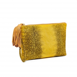 Lizard Clutch Andy Yellow
