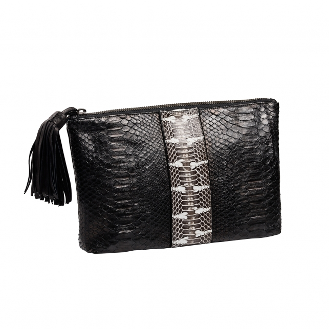 Clutch Andy Python Black And Watersnakes