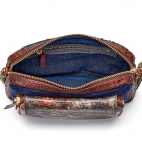 Python Water Color Big Charly Bag with Chain