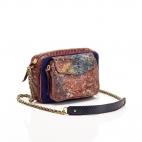 Lizard Watercolor Charly Bag