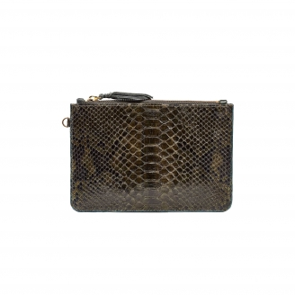 Kaki Python Document Holder Amy S