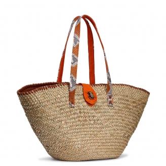 Orange Basket Zoe L