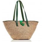 Green Basket Zoe L