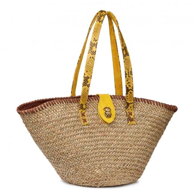 Yellow Basket Zoe L