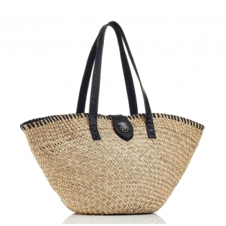 Black Basket Zoe L