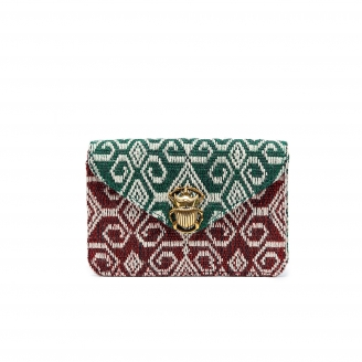 Woven Card Holder Alex Timor