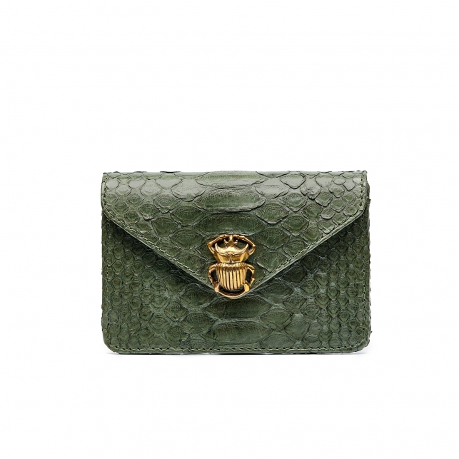Army Python Card Holder Alex