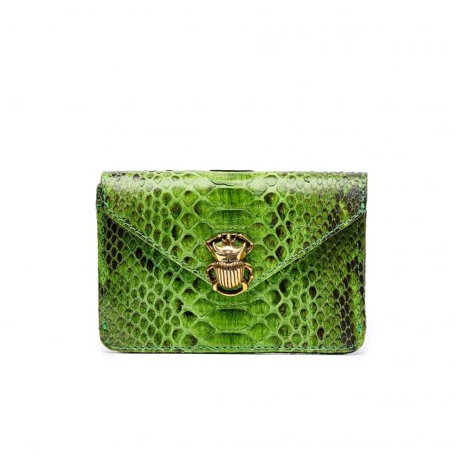 Porte Cartes Python Alex Cactus