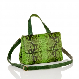 Cactus Python Shoulder Bag Little Mimi