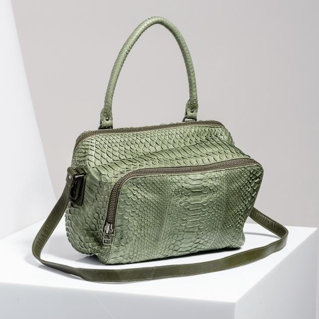 Claris Virot: Bag Lalya Khaki - Hiphunters Shop