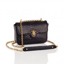 Python Bag Ava Black