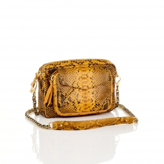 Honey Python Bag Charly
