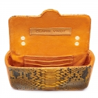 Honey Python Mini Ava Bag