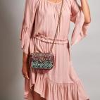 Timor Woven Mini Ava Bag