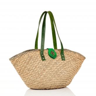 Green Basket Zoe Snakes