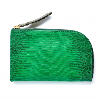 Apple Lizard Mini Bob Wallet