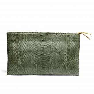 Python Clutch Big Lou Army