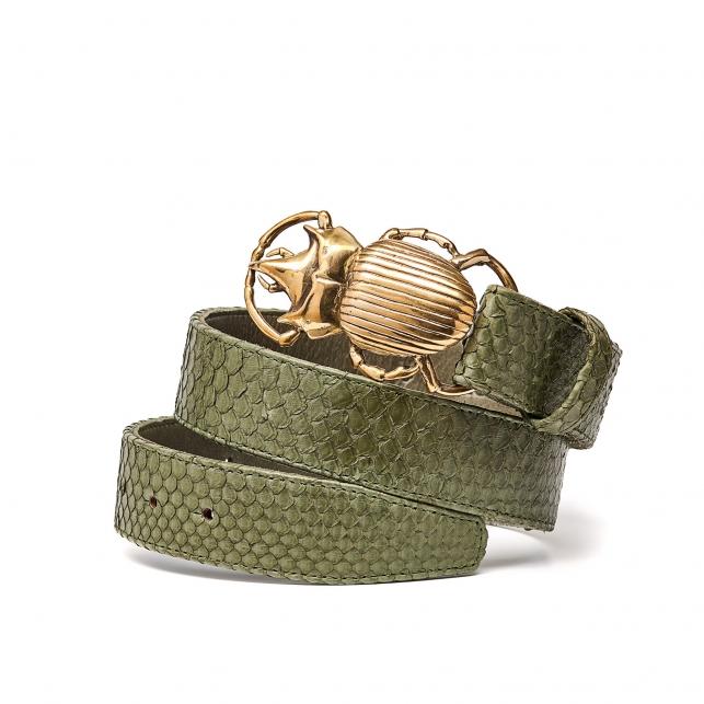 Army Python Belt Beatle