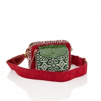 Timor Woven Bag Charly