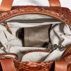 Week-end python moka Bag Roger L