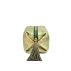 Metallic Jade Python Case Paulette