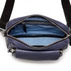 Navy Leather Big Charly Bag