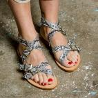 Diamond Sandal Fanny