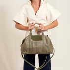 Sac Week-End Python Roger Militaire S