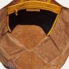 Sigaro Turtle Leather Tote Felix