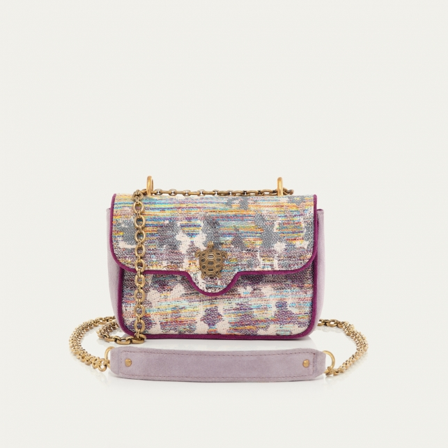 Opal Cotton Mini Ava Bag