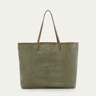 Cabas Python Marny Militaire