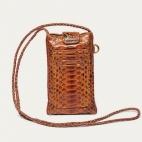 Moka Python Phone Bag Marcus