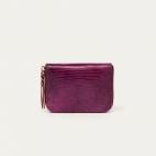 Purple Lizard Wallet Mini Bob